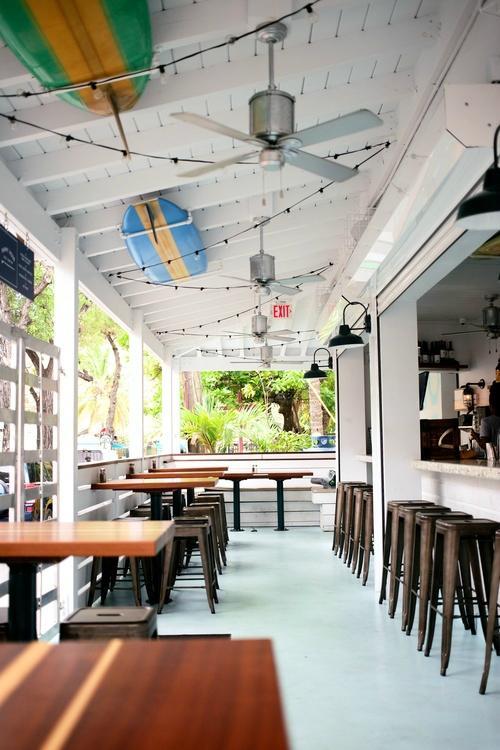 The Longboard – Coastal Cantina