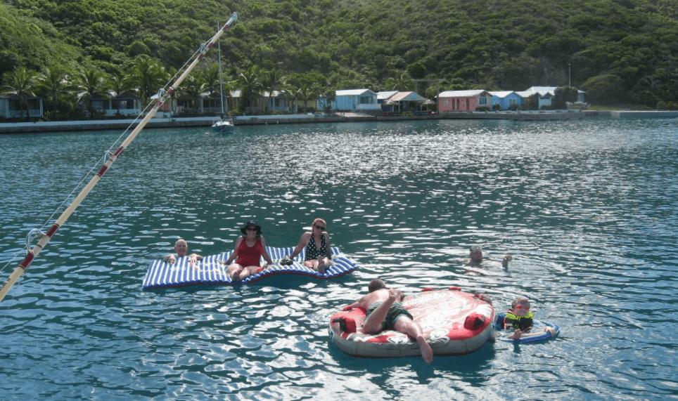 Floating Fun